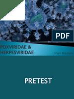 herpesviridae & poxviridae.pptx