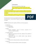 Estructura de Una Monografía, Documento a Imprimir