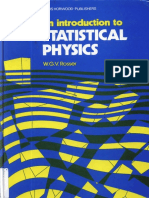 W.G.v.rosser-An Introduction to Statistical Physics-0853122725
