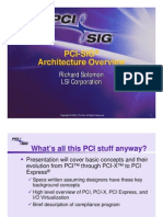 02 01&07 PCI-SIG Architecture Overview FROZEN