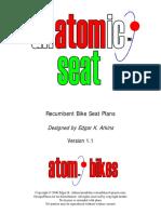 Anatomic Seat Plans Ver11