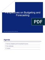 Budgeting&Planning Deloitte
