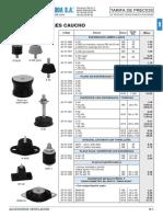 Accesorios Ventilacion Tarifa PVP SalvadorEscoda