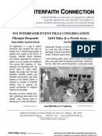 October 2010 Interfaith Connection Newsletter, Interfaith Works
