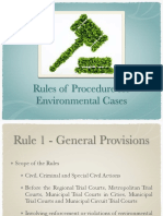 Rules for Envi Cases