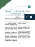 Secreto profesional, entre.pdf