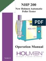 Holmen 200 Manual Ver 1 2 2