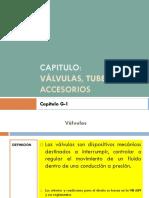 CAP G1 y G2 Valvulas Tuberias y Accesorios y Anclajes-1