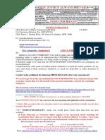 20180902-Mr G. H. Schorel-Hlavka O.W.B. to Commonwealth Bank of Australia-COMPLAINT-Supplement 1