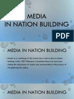 Media in Nation Building