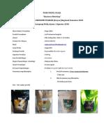 Form Profil Usaha Maga Coffee