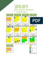 FOI kalendar