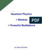Qp + Mantras