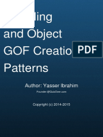 Gang of Four Creational Design Patterns Mock Questions and Answers
