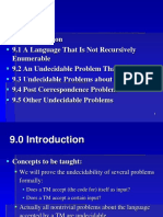 Chapter 9 Undecidability.ppt