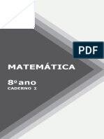 Matemática Cad2 8°ano