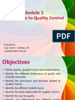 Module 1 - Introduction to Quality Control.pdf