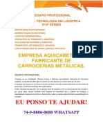 Anhanguera Empresa Aquicabetudo Logistica