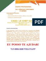 Anhanguera Empresa Cco 9 Le Chef Gatô