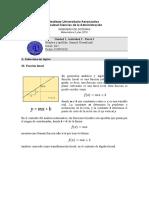 Función Lineal - Actividad 2 - Parte 2