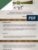 Presentacion Objeto investigación