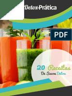 20 sucos detox