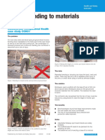 Materials Safety