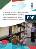 PS Reform Paper