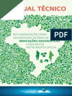 INDICAÇÃO GEOGRÁFICA MANUAL TÉCNICO 2016.PDF