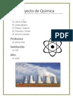 Proyecto de Química 2018-Energía Nuclear
