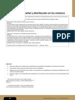 Pistón, Biela, Cigüeñal y Distribución en Los Motores