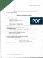 Trabajo Práctico Nº2 de Quimica-Instituto Tecnico UNT