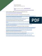Propuestas Del NO Pos Plebiscito 2 Oct 2016 y Su Corelato en La Escena Legislativa