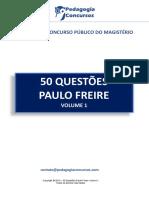 eBook Paulo Freire