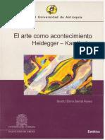 Heidegger, Martin_ Kandinsky, Vassily_ Kandinsky, Wassily-El arte como acontecimiento_ Heidegger - Kandinsky-Editorial Universidad de Antioquia (200