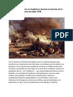 La Ideología Política en Inglaterra Durante El Período de La Revolución Burguesa