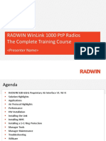 RADWIN WL1000 PtP Training Course v1.4.pptx