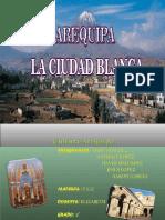 Cultura Arequipa