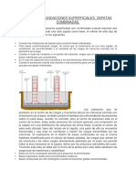 Diseño de Fundaciones Superficiales