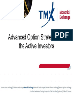 Advanced Option Strategies for Active Investors