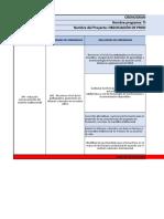 Cronograma Etapa de Inducción
