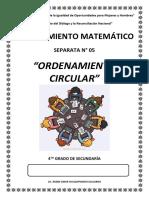 Separata 05 - Ordenamiento Circular