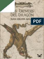 Eslava Galan, Juan - Los Dientes Del Dragon [12416] (r1.2 Ronin)