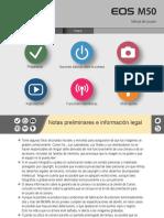EOS M50 User Manual ES