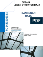 1c-Desain Elemen Struktur Baja_D4-Modul 1(BangGedung)