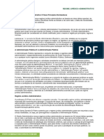 10 Regime Jurídico-Administrativo