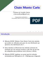 Aula 2 - MCMC