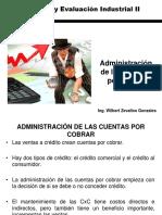 Casos de Administración de Las Cuentas Por Cobrar
