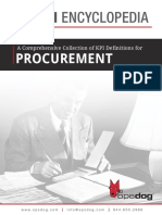 Procurement Kpis - intro brief