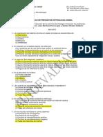 Fisiología Animal Banco de Preguntas